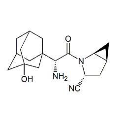 Saxagliptin (S,R,S,R)-Isomer