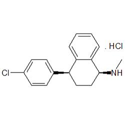 Sertraline 3-Deschloro Impurity