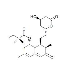 Simvastatin 6-Oxo Isomer