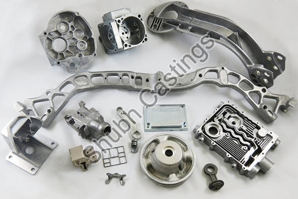 Aluminium Casting Services