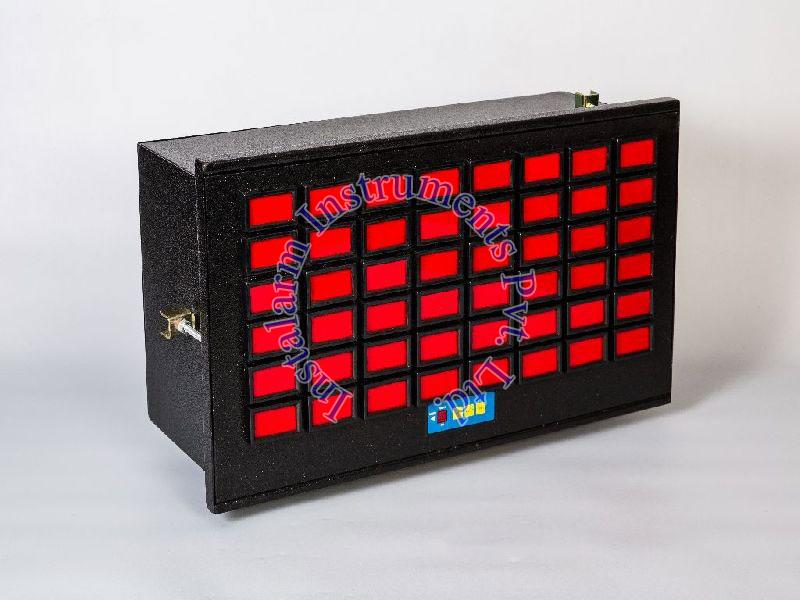 Microcontroller Based Alarm Annunciator