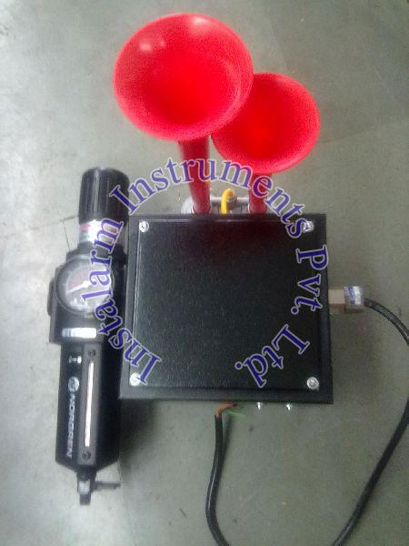 Pneumatic Hooter 02