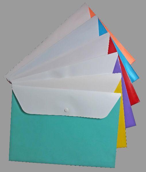 Double Pocket Document Folder