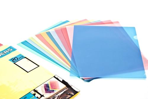 L File Folders