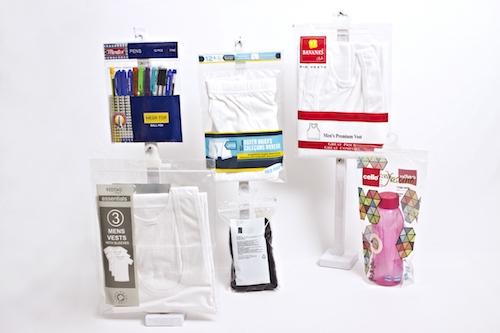 Plastic Hanger Pouches