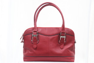Nappa Leather Side Bag