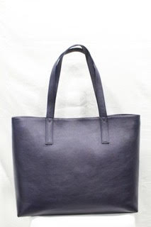 NDM Leather Tote.