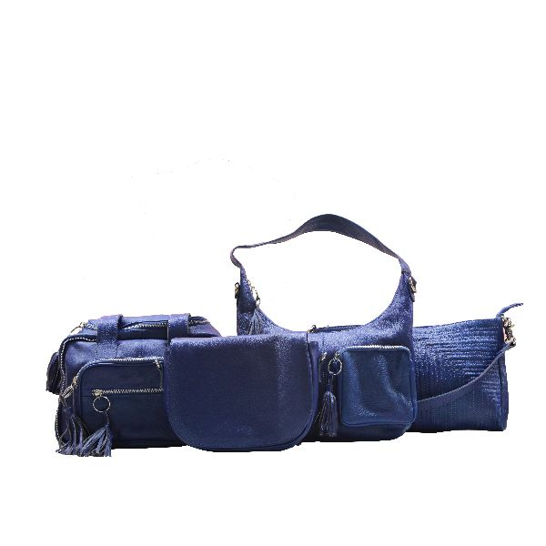 Range of Ladies bags- BLUE