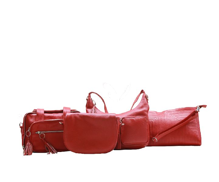 Range of Ladies bags- RED
