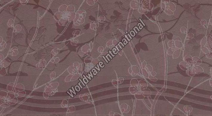 Flower Waves Decorative Laminates