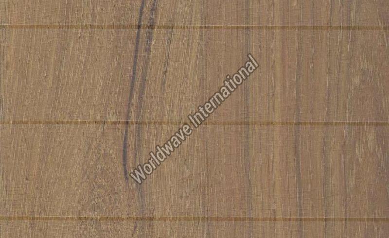 Horizontal Walnut Decorative Laminates