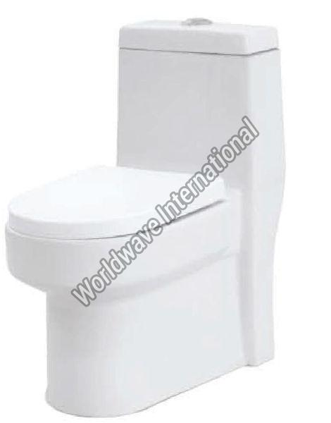 Lizar One Piece Water Closet