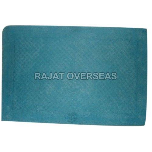 Sky Blue Bath Mat
