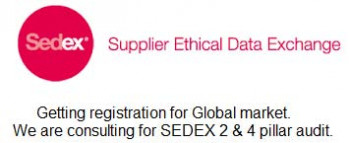 Sedex Ethical Audit Certification Consultancy