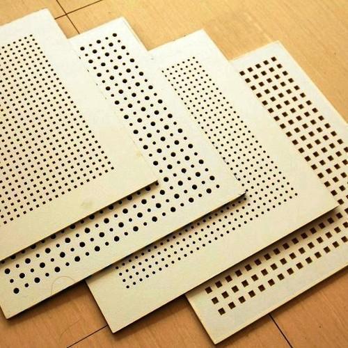 GRG Acoustic Tiles