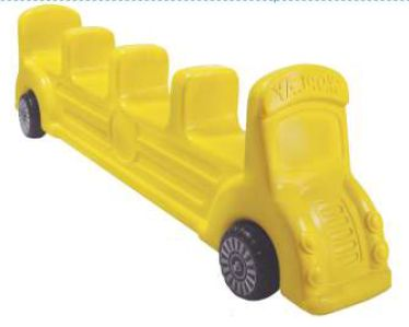 School Bus Rider Toy
