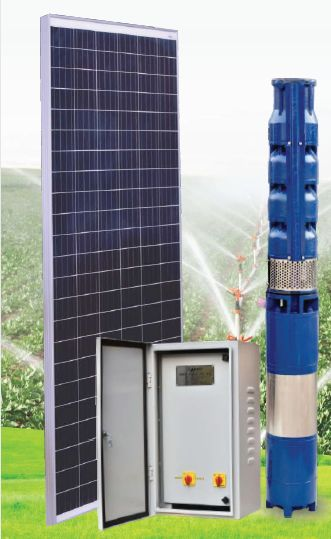 V-6 Solar Submersible Pumps