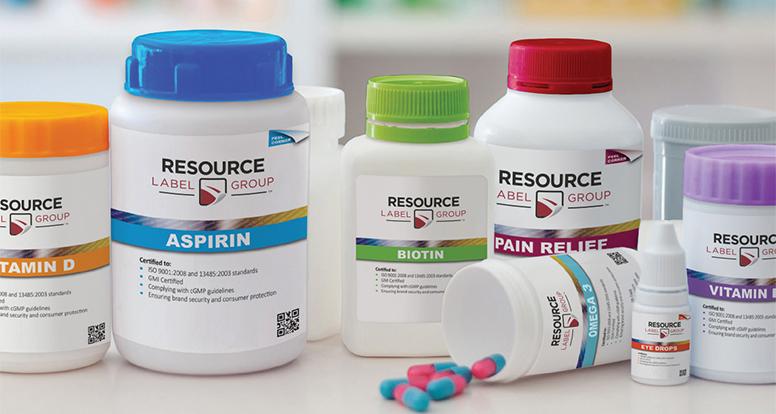 Pharma Label