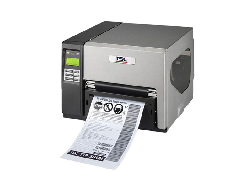 TSC TTP 384M 8 Inch Barcode Printer