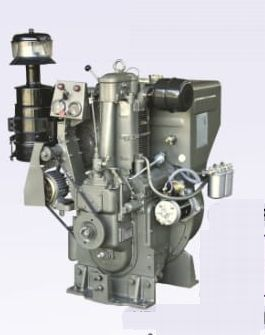 22 HP Cylinder Engine
