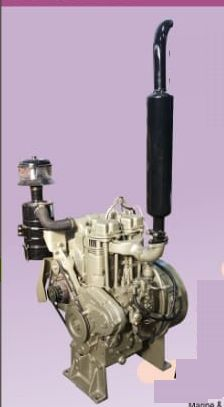26 HP Cylinder Engine