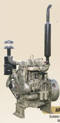 38-45 HP Cylinder Engine