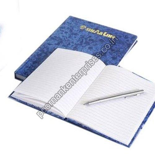 Hard Binding Notebook