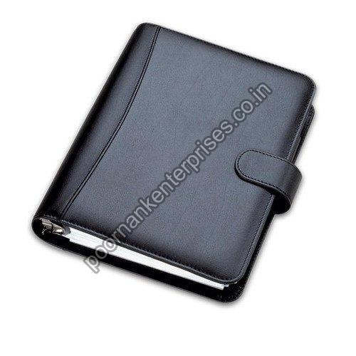 Leather Corporate Diary