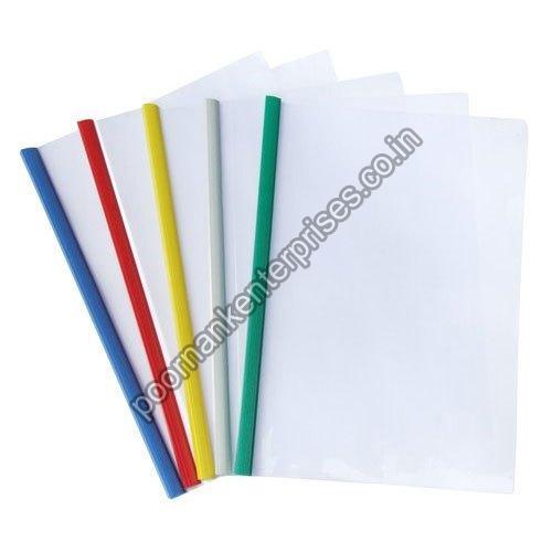 Plastic Sliding Bar Files