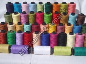 Gassed Mercerized Dyed Yarn