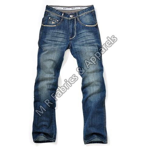 Mens Fancy Denim Jeans