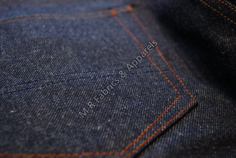 Open End Denim Fabric