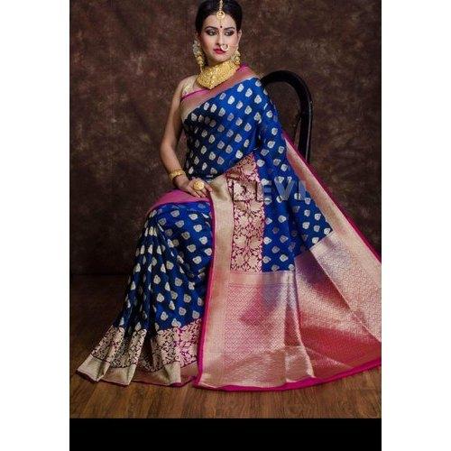 Banarasi Festive Wear Silk Saree