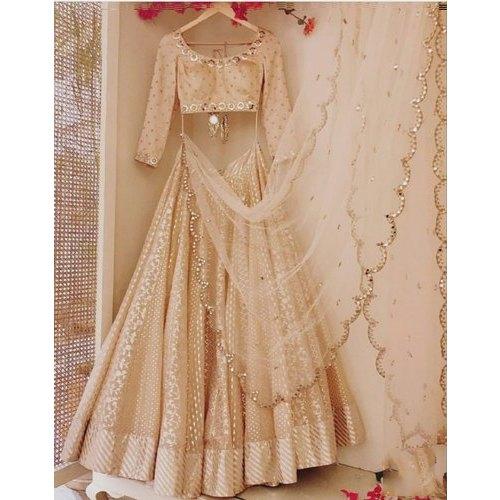 Handwork Bridal Lehenga Choli