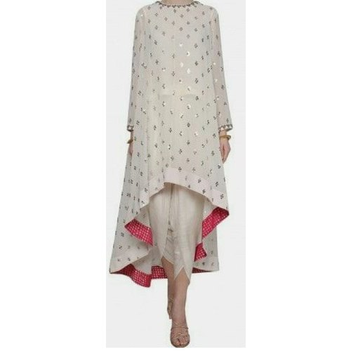 Ladies White Fancy Dress