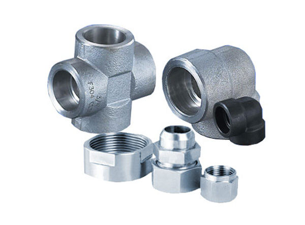 Stainless Steel 317 Socket Weld Forged Fittings