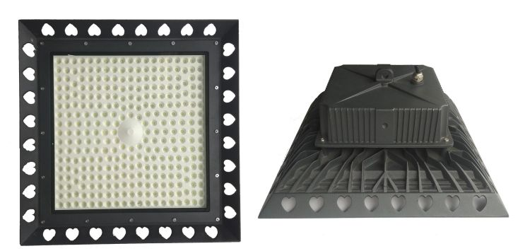 300W LED UFO High Bay Square Light