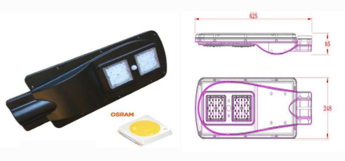 SLSL-OI-20W Solar LED Street Lights