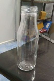 300ml Glass Milk Bottle
