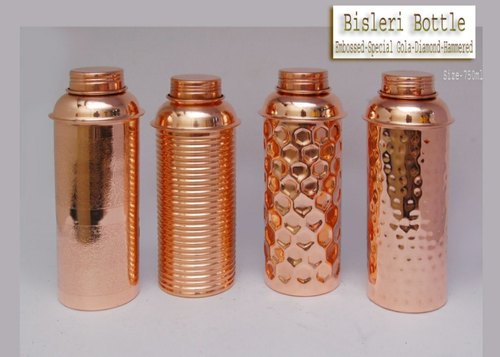 Copper Water Bottles
