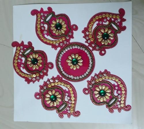 Designer Rangoli
