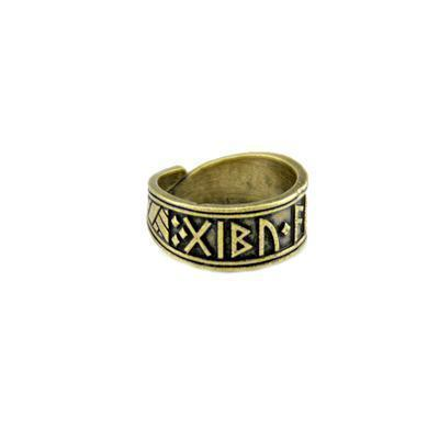 Brass Adjustable Rings