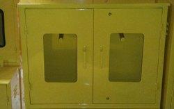 Double Door FRP Hose Box