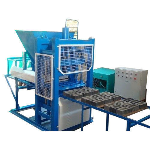 Industrial Paver Block Making Machine
