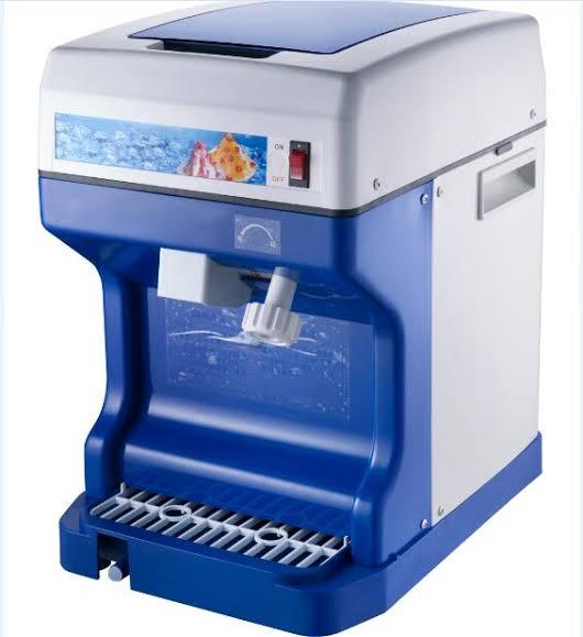 Electric Ice Crusher Machine