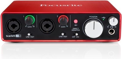 Focusrite Audio Interface