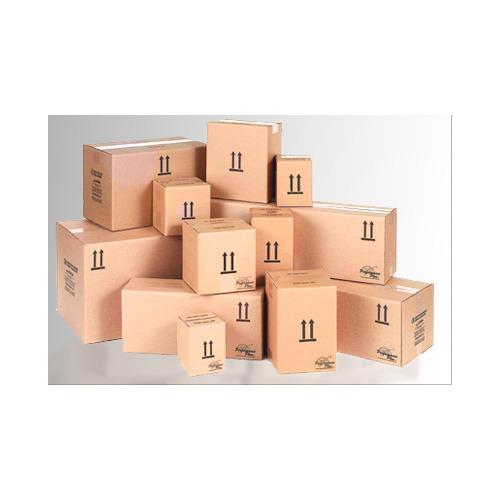 CB12 Brown Corrugated Box