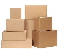 CB13 Brown Corrugated Box