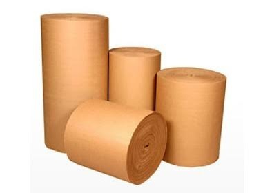 Narrow Corrugated Roll