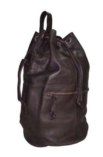 Mens Drawstring Backpack